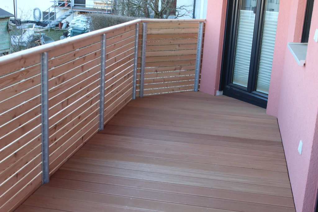 balkonbelag bergo balkonbelag typ elite diagonale verlegung selber bauen bausatz kebony. Black Bedroom Furniture Sets. Home Design Ideas