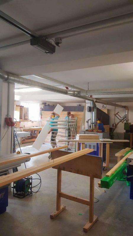 Schreinerei Rieblinger Werkstatt